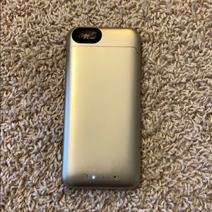 iPhone 6 Plus gold mophie charging case